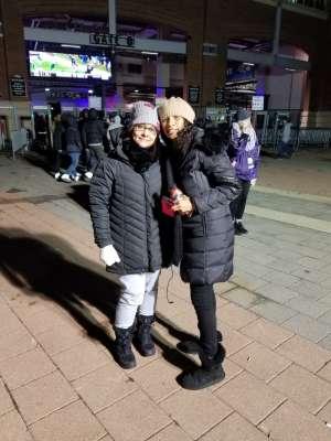 Janina attended Baltimore Ravens vs. New York Jets - NFL on Dec 12th 2019 via VetTix