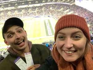 charles attended Baltimore Ravens vs. New York Jets - NFL on Dec 12th 2019 via VetTix