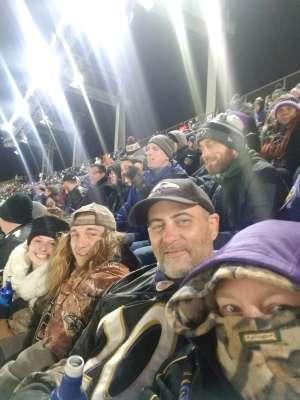 David attended Baltimore Ravens vs. New York Jets - NFL on Dec 12th 2019 via VetTix