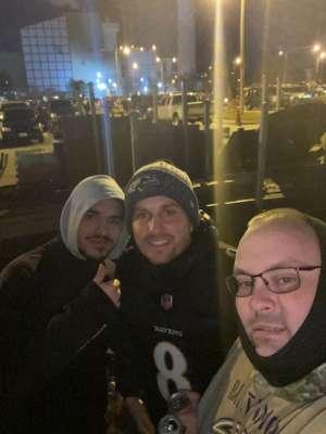Marc attended Baltimore Ravens vs. New York Jets - NFL on Dec 12th 2019 via VetTix