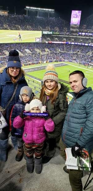 Scott attended Baltimore Ravens vs. New York Jets - NFL on Dec 12th 2019 via VetTix
