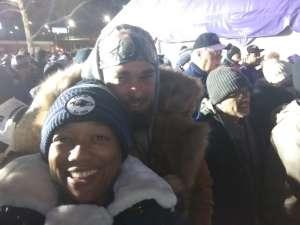 Janice attended Baltimore Ravens vs. New York Jets - NFL on Dec 12th 2019 via VetTix