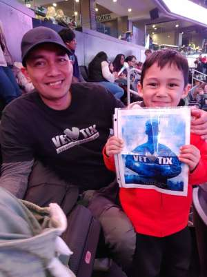 Click To Read More Feedback from Disney on Ice Presents Road Trip Adventures