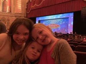 Dale attended Rudolph the Red-nosed Reindeer the Musical (touring) on Dec 1st 2019 via VetTix