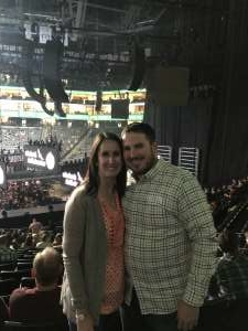 Adam attended Eric Church: Double Down Tour on Nov 22nd 2019 via VetTix