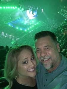 Gary attended Eric Church: Double Down Tour on Nov 22nd 2019 via VetTix