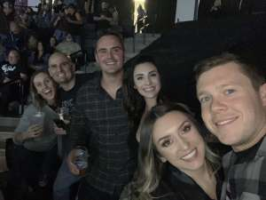 Brynn attended Eric Church: Double Down Tour on Nov 22nd 2019 via VetTix