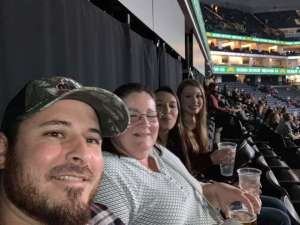 Michael attended Eric Church: Double Down Tour on Nov 22nd 2019 via VetTix