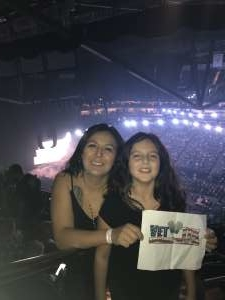 Sadie attended Eric Church: Double Down Tour on Nov 22nd 2019 via VetTix