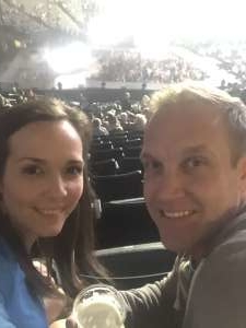 Kristofer attended Eric Church: Double Down Tour on Nov 22nd 2019 via VetTix