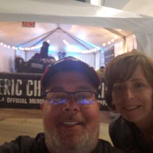 Paul attended Eric Church: Double Down Tour on Nov 22nd 2019 via VetTix