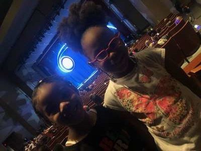 Marla attended Nick Jr. Live! Move to the Music - Presented by Vstar Entertainment on Dec 7th 2019 via VetTix