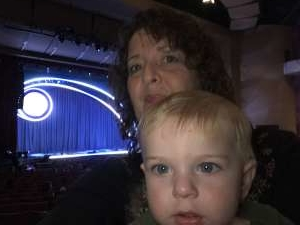 Kristina attended Nick Jr. Live! Move to the Music - Presented by Vstar Entertainment on Dec 7th 2019 via VetTix