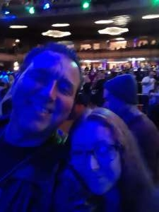 Donald attended The Prince Experience on Jan 10th 2020 via VetTix