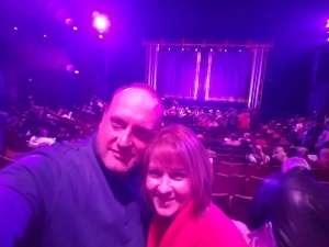 William attended SIX: Presented by Ordway Center for the Performing Arts on Dec 1st 2019 via VetTix
