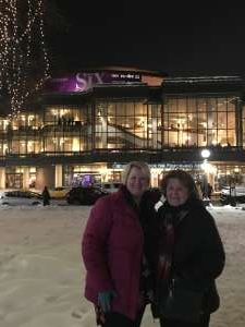James attended SIX: Presented by Ordway Center for the Performing Arts on Dec 1st 2019 via VetTix
