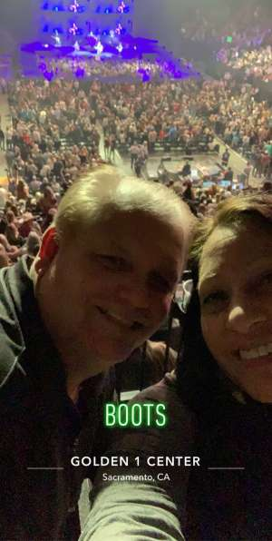 Matthew attended Eric Church: Double Down Tour on Nov 23rd 2019 via VetTix