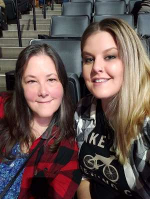 Christine attended Eric Church: Double Down Tour on Nov 23rd 2019 via VetTix
