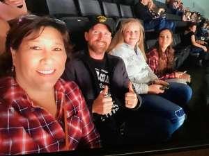 Bryan attended Eric Church: Double Down Tour on Nov 23rd 2019 via VetTix
