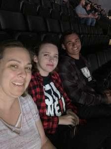 Cindy attended Eric Church: Double Down Tour on Nov 23rd 2019 via VetTix