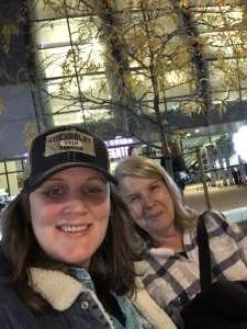Caitlyn attended Eric Church: Double Down Tour on Nov 23rd 2019 via VetTix