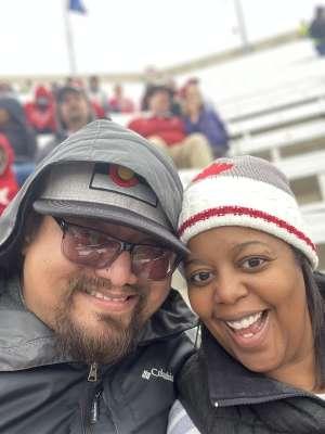 Pablo attended Alabama Crimson Tide vs. Western Carolina - NCAA Football on Nov 23rd 2019 via VetTix