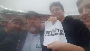 Gerry attended Alabama Crimson Tide vs. Western Carolina - NCAA Football on Nov 23rd 2019 via VetTix