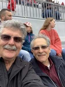 Teril attended Alabama Crimson Tide vs. Western Carolina - NCAA Football on Nov 23rd 2019 via VetTix