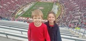 Brandon attended Alabama Crimson Tide vs. Western Carolina - NCAA Football on Nov 23rd 2019 via VetTix