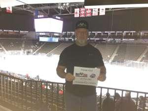Lee attended Jacksonville Icemen vs. Orlando Solar Bears - ECHL on Dec 14th 2019 via VetTix