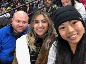 Justin attended Jacksonville Icemen vs. Orlando Solar Bears - ECHL on Dec 14th 2019 via VetTix