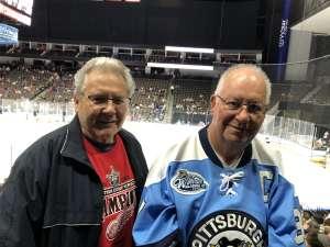 Barry attended Jacksonville Icemen vs. Orlando Solar Bears - ECHL on Dec 14th 2019 via VetTix