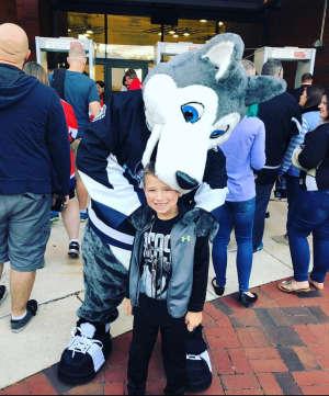 Ray attended Jacksonville Icemen vs. Orlando Solar Bears - ECHL on Dec 14th 2019 via VetTix