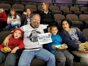 Click To Read More Feedback from Jacksonville Icemen vs. Orlando Solar Bears - ECHL