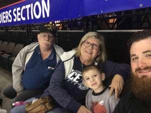 Salvatore attended Jacksonville Icemen vs. Orlando Solar Bears - ECHL on Dec 14th 2019 via VetTix