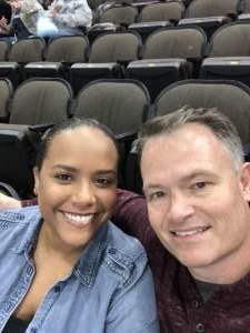 Natasha attended Jacksonville Icemen vs. Orlando Solar Bears - ECHL on Dec 14th 2019 via VetTix
