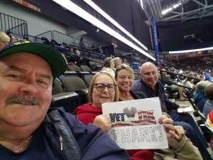 Robert attended Jacksonville Icemen vs. Orlando Solar Bears - ECHL on Dec 14th 2019 via VetTix