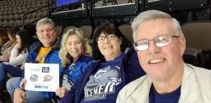 Bryan attended Jacksonville Icemen vs. Orlando Solar Bears - ECHL on Dec 14th 2019 via VetTix