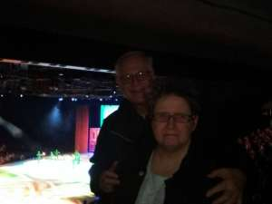 Stephen attended Disney on Ice Presents Worlds of Enchantment on Jan 15th 2020 via VetTix
