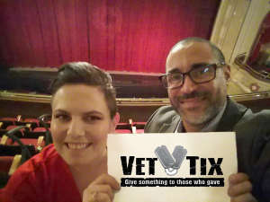 Richard attended Ballet Chicago Performs the Nutcracker - Saturday on Dec 14th 2019 via VetTix
