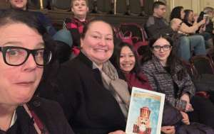 joy attended Ballet Chicago Performs the Nutcracker - Saturday on Dec 14th 2019 via VetTix