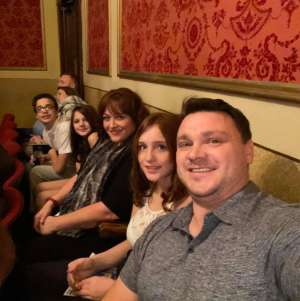 Hubert attended Ballet Chicago Performs the Nutcracker - Saturday on Dec 14th 2019 via VetTix
