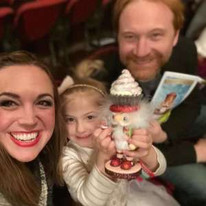 Jose attended Ballet Chicago Performs the Nutcracker - Saturday on Dec 14th 2019 via VetTix