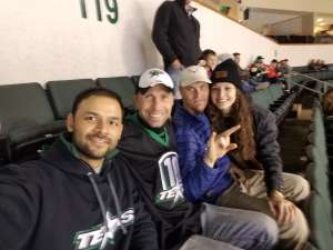 Mike attended Texas Stars vs Rockford IceHogs - AHL on Nov 23rd 2019 via VetTix