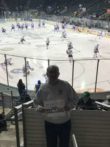 Barry attended Texas Stars vs Rockford IceHogs - AHL on Nov 23rd 2019 via VetTix