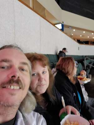 Christopher attended Texas Stars vs Rockford IceHogs - AHL on Nov 23rd 2019 via VetTix