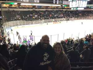 JASON attended Texas Stars vs Rockford IceHogs - AHL on Nov 23rd 2019 via VetTix