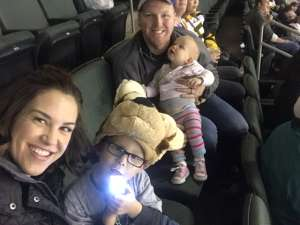 Justin attended Texas Stars vs Rockford IceHogs - AHL on Nov 23rd 2019 via VetTix
