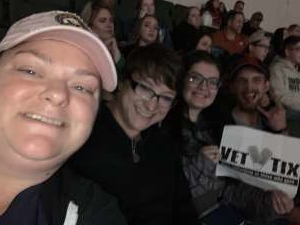 Michelle  attended Texas Stars vs Rockford IceHogs - AHL on Nov 23rd 2019 via VetTix