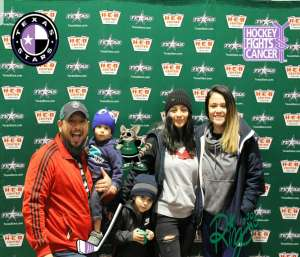 Rob attended Texas Stars vs Rockford IceHogs - AHL on Nov 23rd 2019 via VetTix